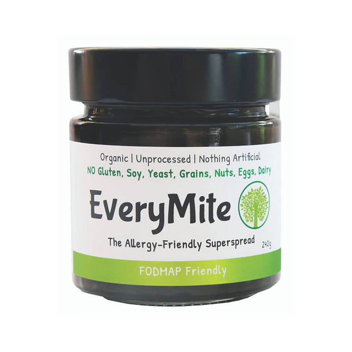 EveryMite SuperSpread Fodmap Friendly 240g - GoodnessMe