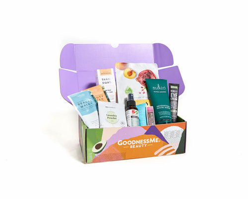 GoodnessMe Beauty - Quarterly Subscription Box (Paid Annually)