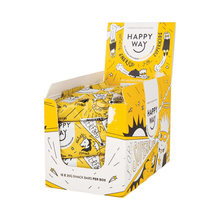 Load image into Gallery viewer, Happy Way Kid's Snack Bar Banana 18x 30g