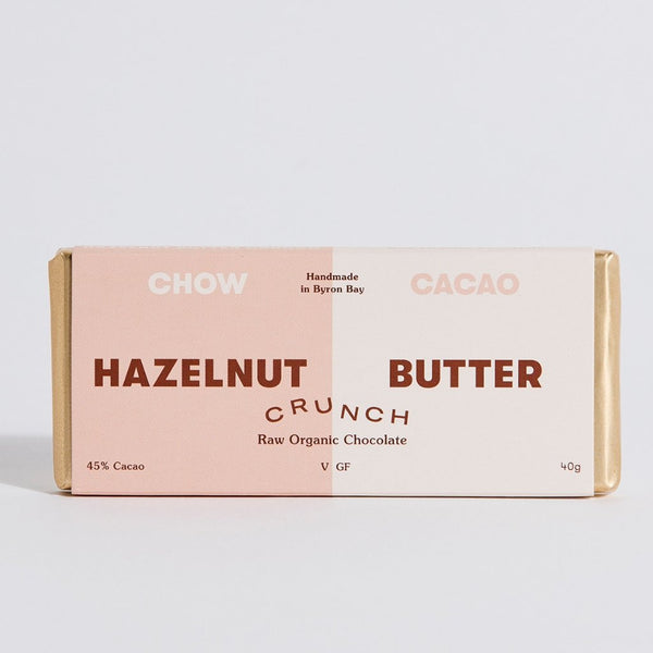 Chow Cacao Hazelnut Butter Crunch