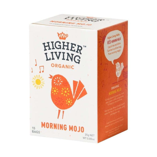Higher Living Morning Mojo 15 tea bags
