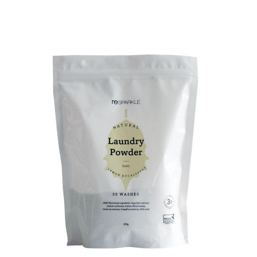 Resparkle	Natural Laundry Powder 500g