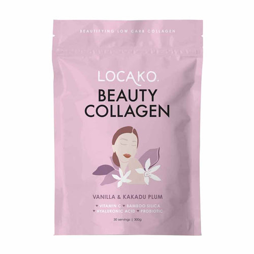 Locako Beauty Collagen Vanilla And Kakadu Plum 300g