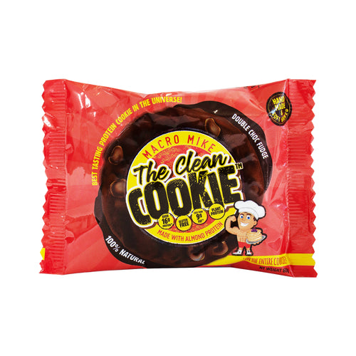 Macro Mike The Clean Cookie Double Choc Fudge 60g
