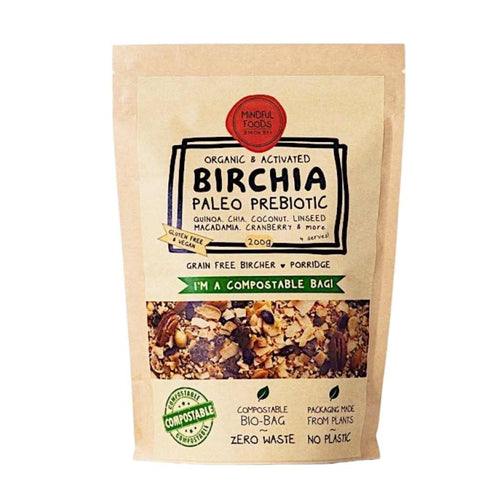Mindful Foods Birchia Paleo Prebiotic 200g
