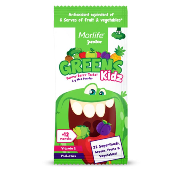 Morlife Greens Kidz