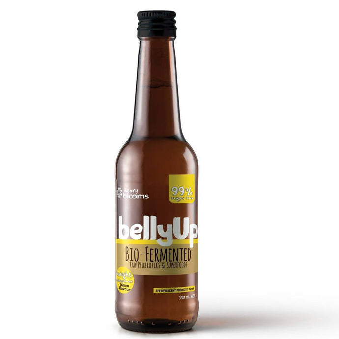 BellyUp Weight Management Lemon flavour 330mL x24 - GoodnessMe