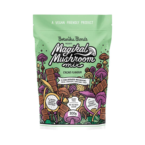 Botanika Blends Magical Mushroom Mix Cacao 300g - GoodnessMe