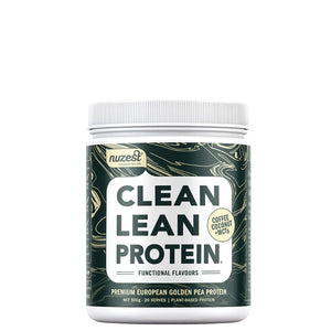 Clean Lean Protein Functional Flavours Coffee Coconut + MCT's 225g