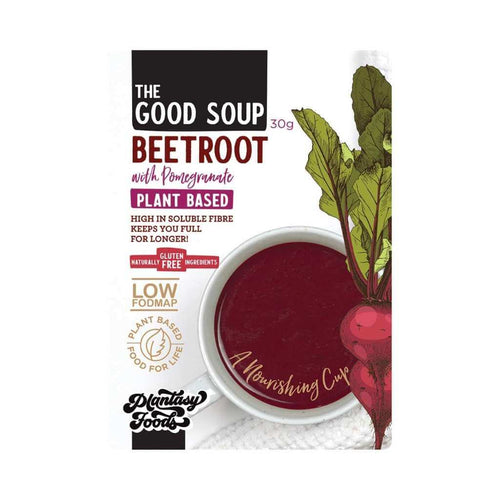 Plantasy Foods The Good Soup Beetroot With Pomegranate 30g