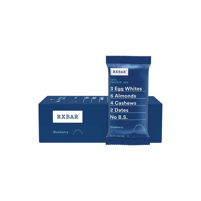 RXBAR Protein Bar Blueberry 12x52g