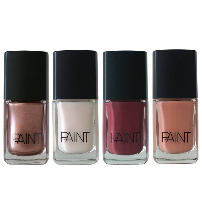 Paint Nail Lacquer 4 Pack