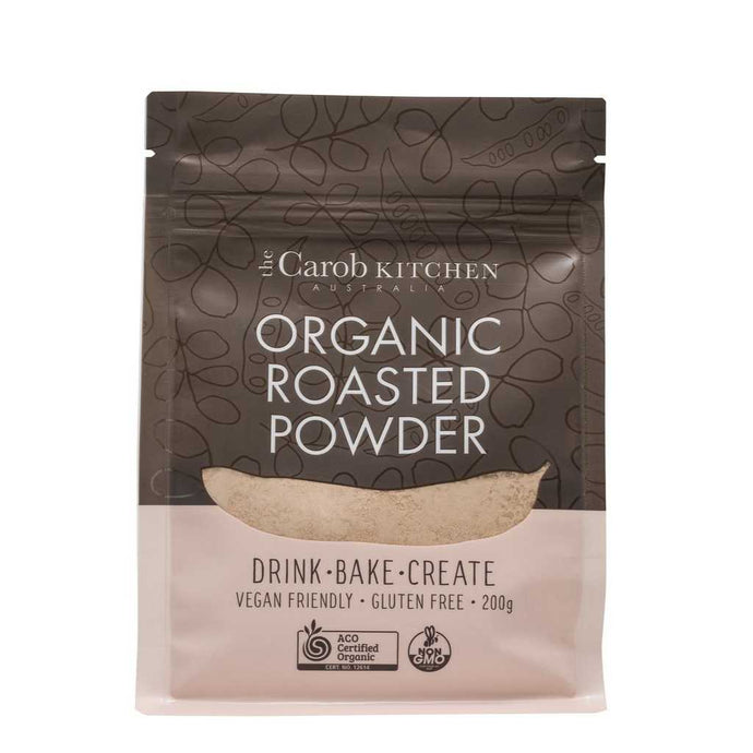 The Carob Kitchen Carob Powder Roasted 200g