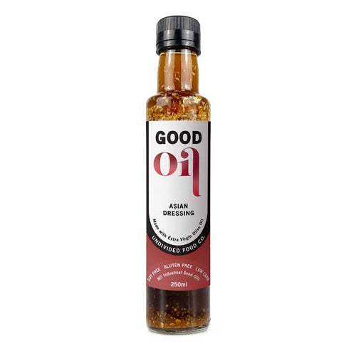Undivided Food Co Good Oil Asian Dressing 250mL