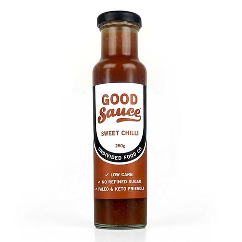 Undivided Food Co Good Sauce Sweet Chilli 260g