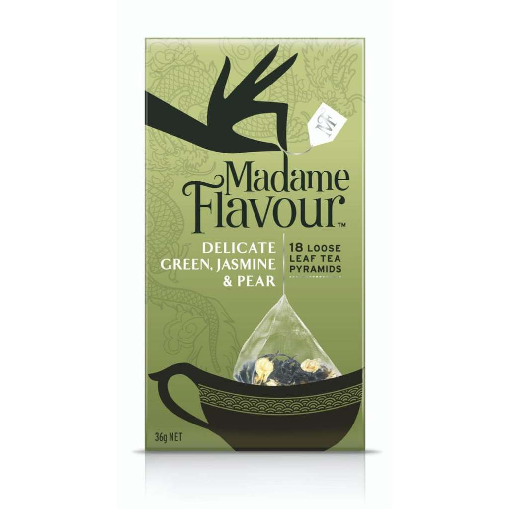 Madame Flavour Green Jasmine and Pear