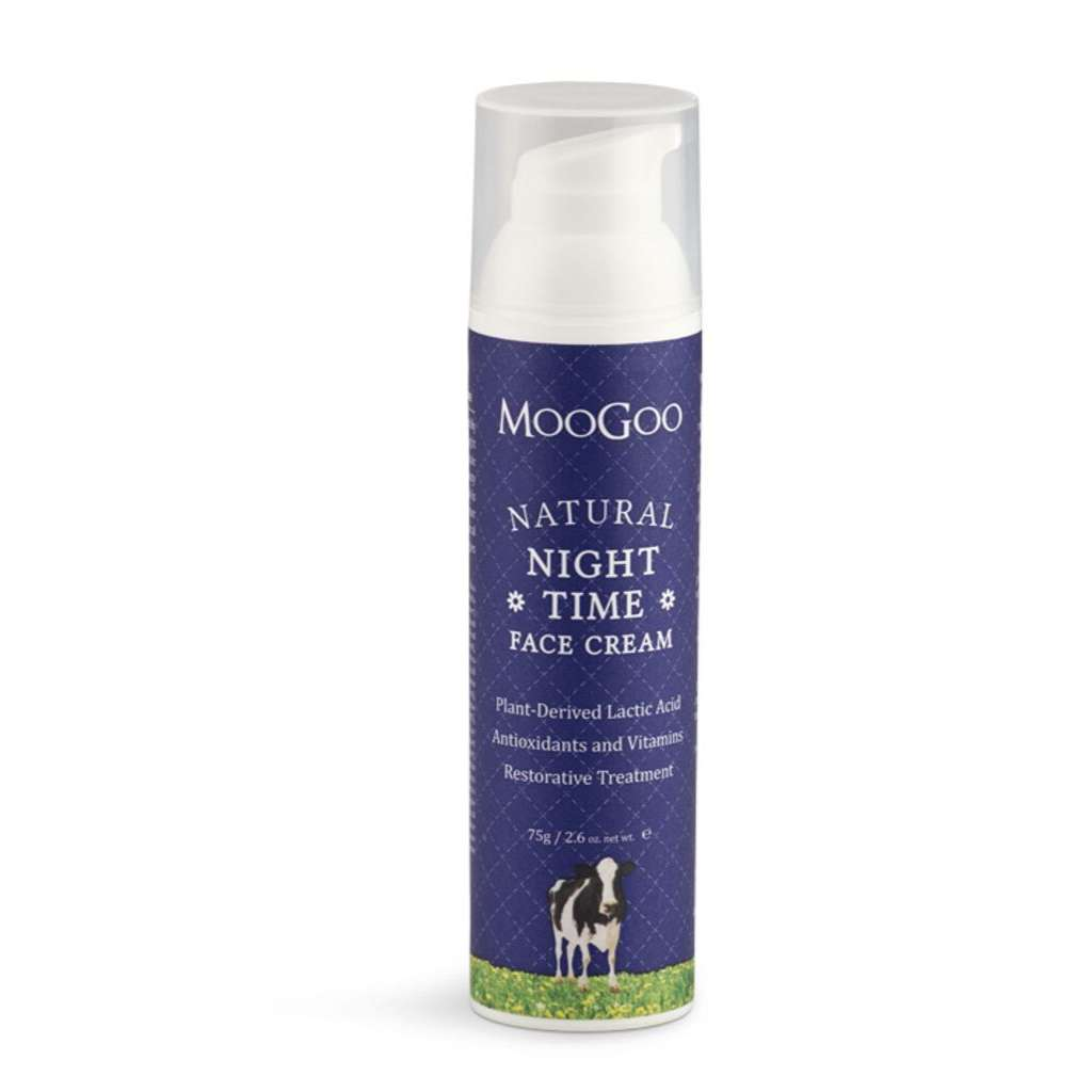 MooGoo Skincare Night Cream