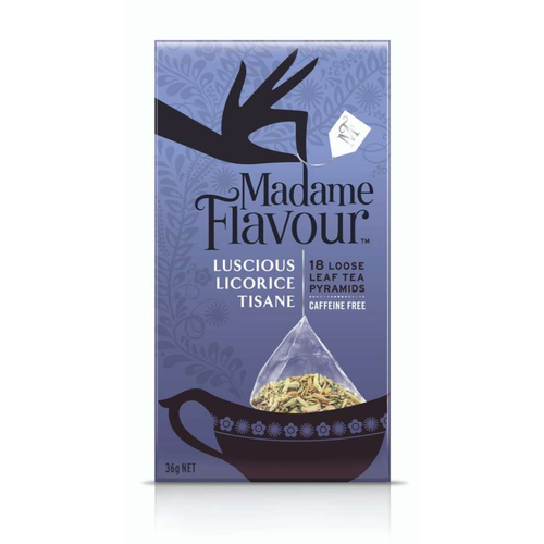 Madame Flavour Luscious Licorice Tisane