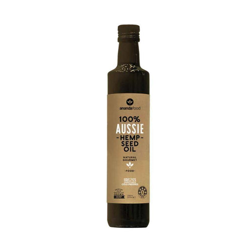 Ananda Food Hemp Seed Oil 250mL