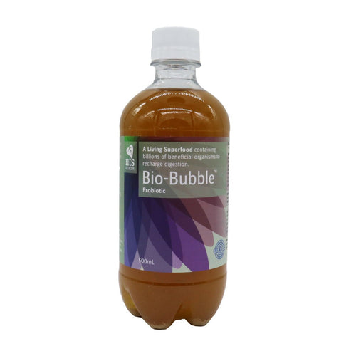 Nts Health Probiotic Bio-Bubble 500ml - GoodnessMe