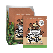 Load image into Gallery viewer, Botanika Blends Botanika Brekky Probiotic Porridge Cacao Crunch 12x 60g
