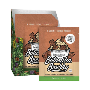 Botanika Blends Botanika Brekky Probiotic Porridge Cacao Crunch 12x 60g