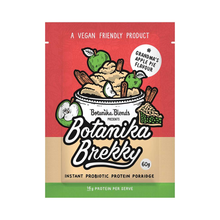 Load image into Gallery viewer, Botanika Blends Botanika Brekky Probiotic Porridge Apple Pie 12x 60g
