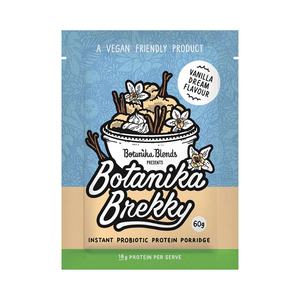 Botanika Blends Botanika Brekky Probiotic Porridge Vanilla Dream 12x 60g