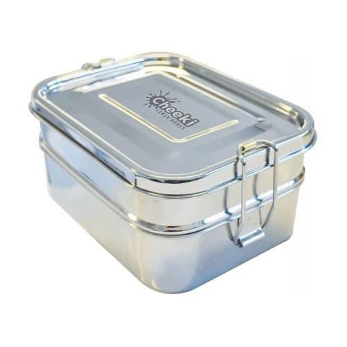 Cheeki Lunch Box - Double Stacker - GoodnessMe