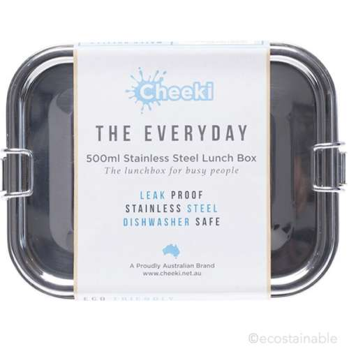 Cheeki Lunch Box - Everyday 500ml - GoodnessMe