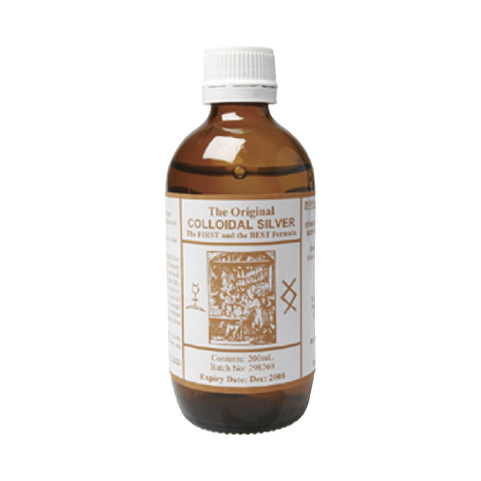 Original Colloidal Colloidal Silver  200ml - GoodnessMe