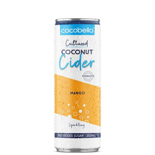 Cocobella Coconut Cultured Cider 250ml