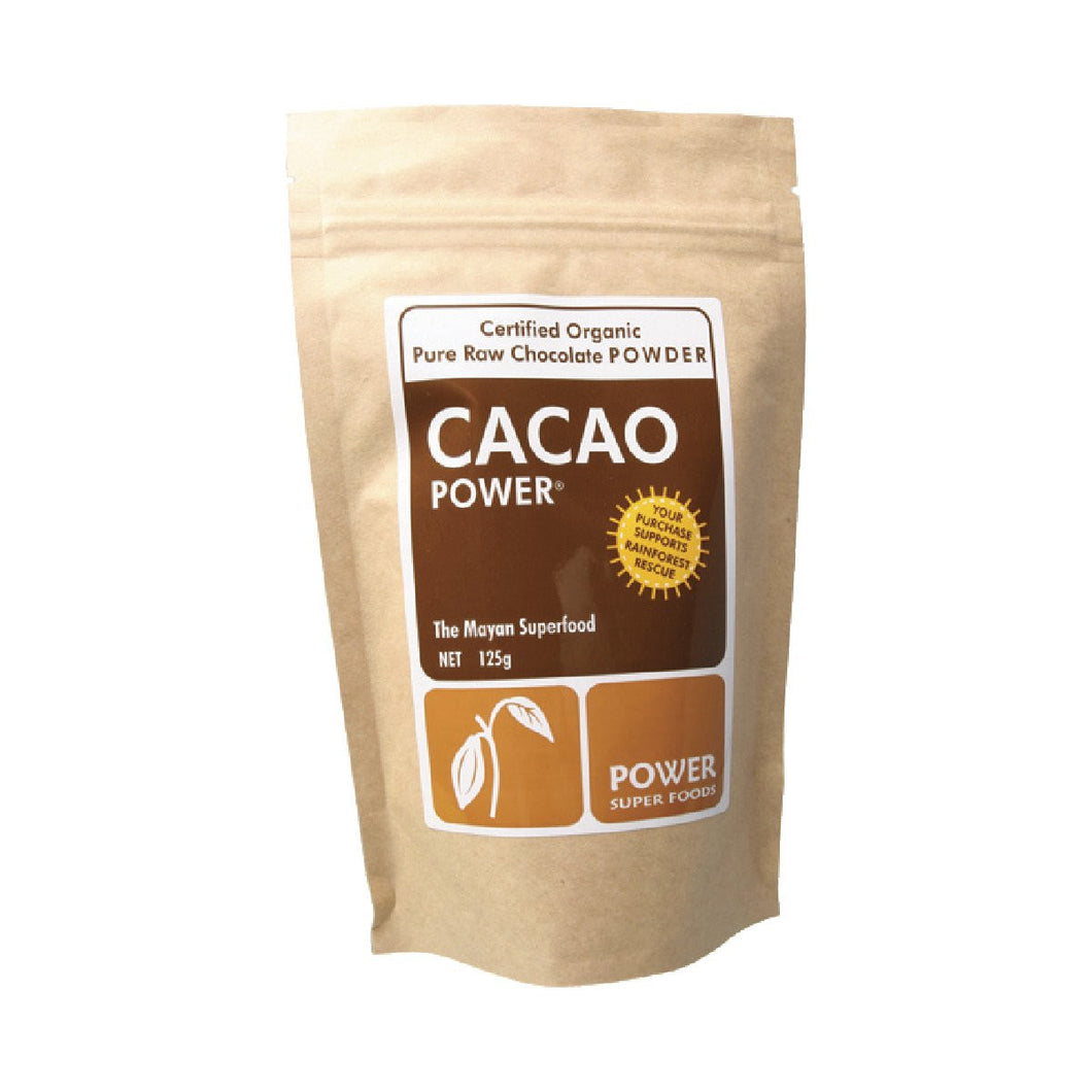 Power Super Foods  Cacao Cacao Power - Powder 125g