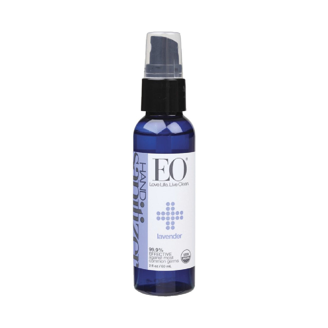 Eo Hand Sanitizer Spray Lavender 60ml