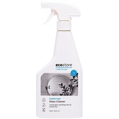 Ecostore Glass Cleaner Streak Free 500ml - GoodnessMe