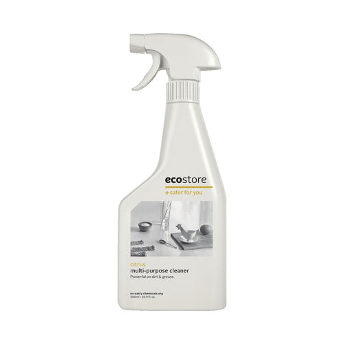 Ecostore Multi-Purpose Cleaner Citrus 500ml - GoodnessMe