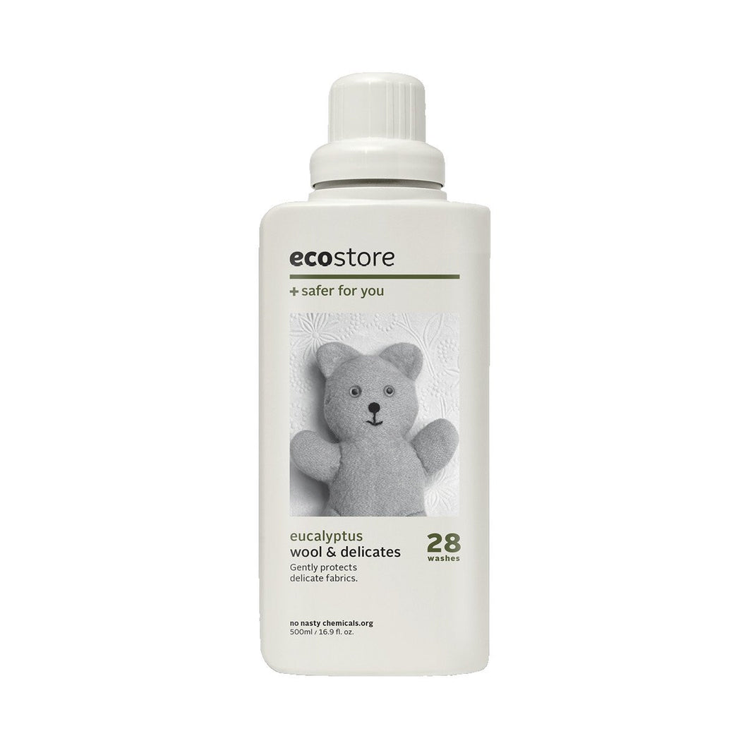 Ecostore Wool & Delicates Wash Eucalyptus 500mL
