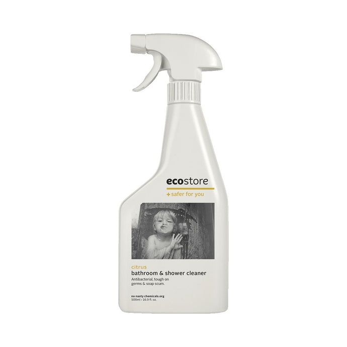 Ecostore Bathroom & Shower Cleaner Citrus 500ml - GoodnessMe