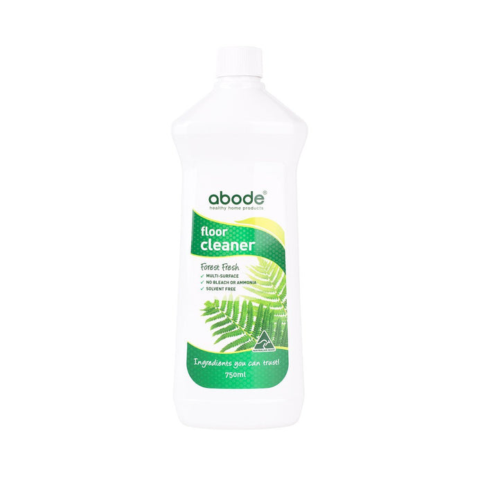 Abode Floor Cleaner Forrest Fresh 750ml - GoodnessMe