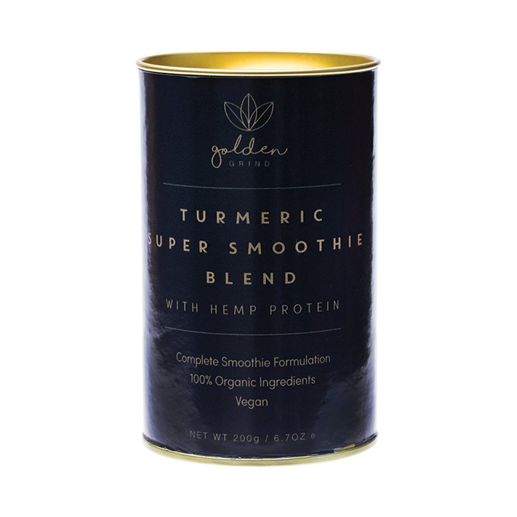 Golden Grind All-In-One Turmeric Super Smoothie Blend 200g