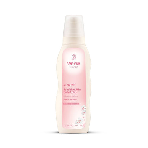Weleda Almond Sensitive Skin Body Lotion - GoodnessMe