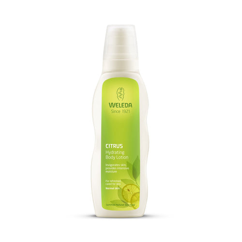 Weleda Citrus Hydrating Body Lotion - GoodnessMe