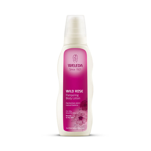 Weleda Wild Rose Pampering Body Lotion - GoodnessMe