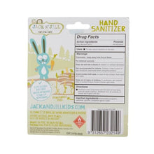 Jack N Jill Hand Sanitizer & Holder -  Bunny (2 x 29ml)
