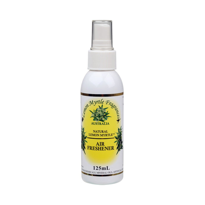 Lemon Myrtle Fragrances Air Freshener Lemon Myrtle 125ml - GoodnessMe