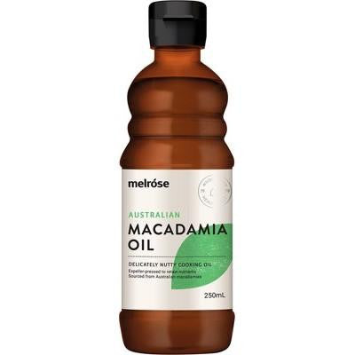 Melrose Macadamia Oil 250ml - GoodnessMe