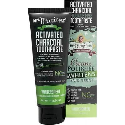 My Magic Mud Wintergreen Toothpaste 113g - GoodnessMe