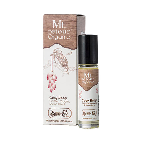 Mt Retour Essential Oil (100%) Cosy Sleep Blend (Roll-on) 10ml - GoodnessMe