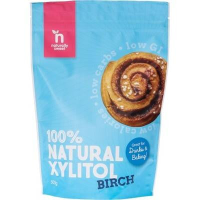 Naturally Sweet 100% Natural Birch Xylitol 500g