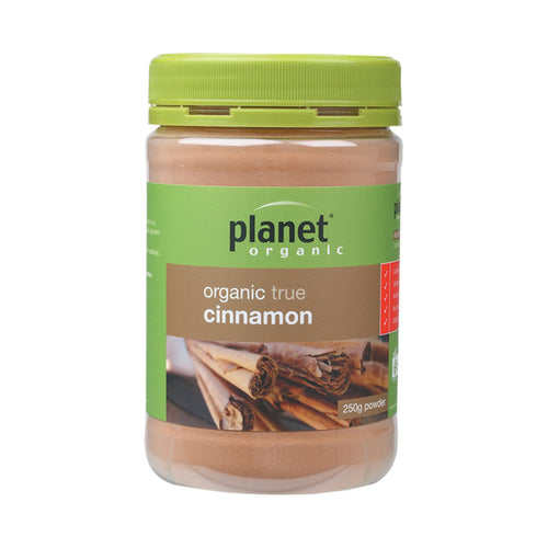 Planet Organic Spices Cinnamon 250g - GoodnessMe